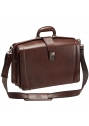 "Luxurious Briefcase with RFID Secure Pocket for 17.3"" Laptop - Image 2"