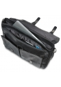Single Compartment Briefcase for 15'' Laptop - Black - Image 4