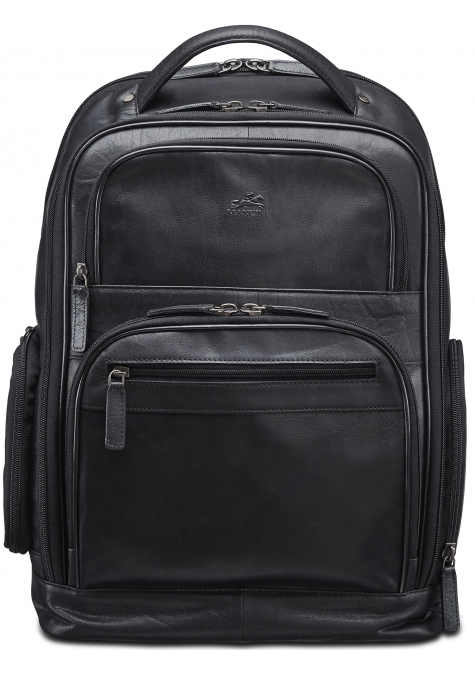 Backpack for 15.6'' Laptop - Black - Image 1
