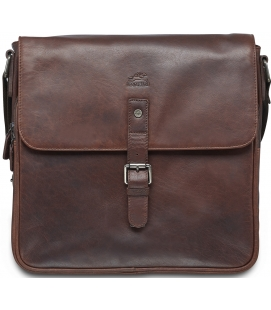 Messenger Bag for 12'' Laptop / Tablet - Brown