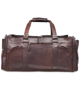 Duffle Bag - Brown