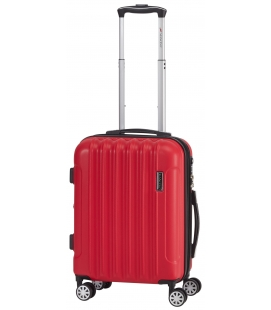 20'' Lightweight Carry-on Spinner Luggage - Red